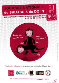 la Journée Nationale du Shiatsu et du Do-In 21 mars 2018